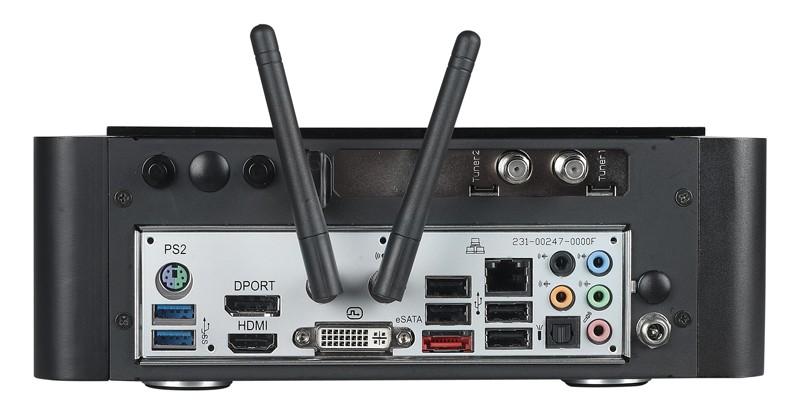 PC Celux Micro Two im Test, Bild 3