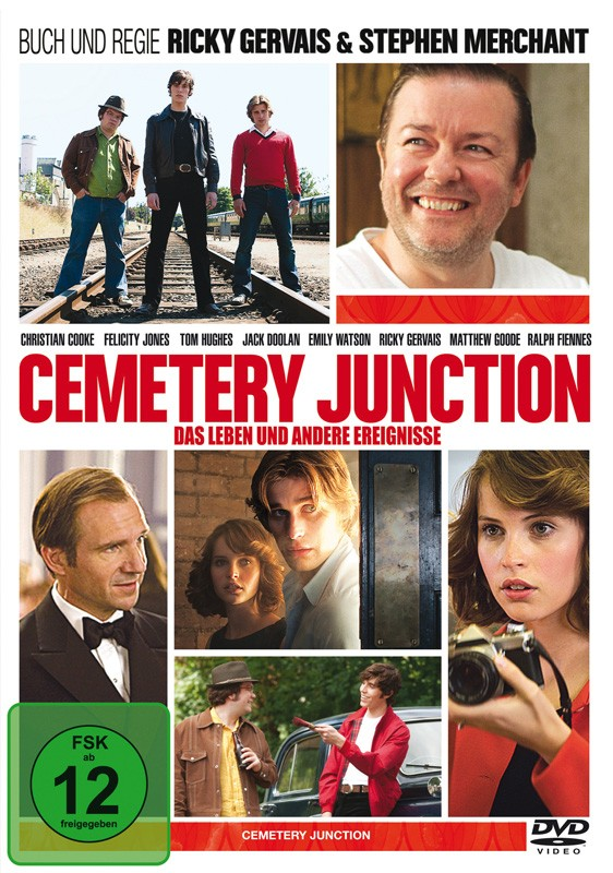 DVD Film Cemetary Junction (Sony Pictures) im Test, Bild 1