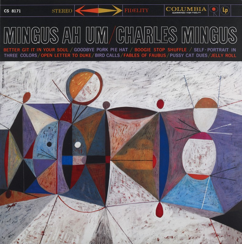 Schallplatte Charles Mingus – Mingus Ah Um (Columbia / Original Recordings Group) im Test, Bild 1
