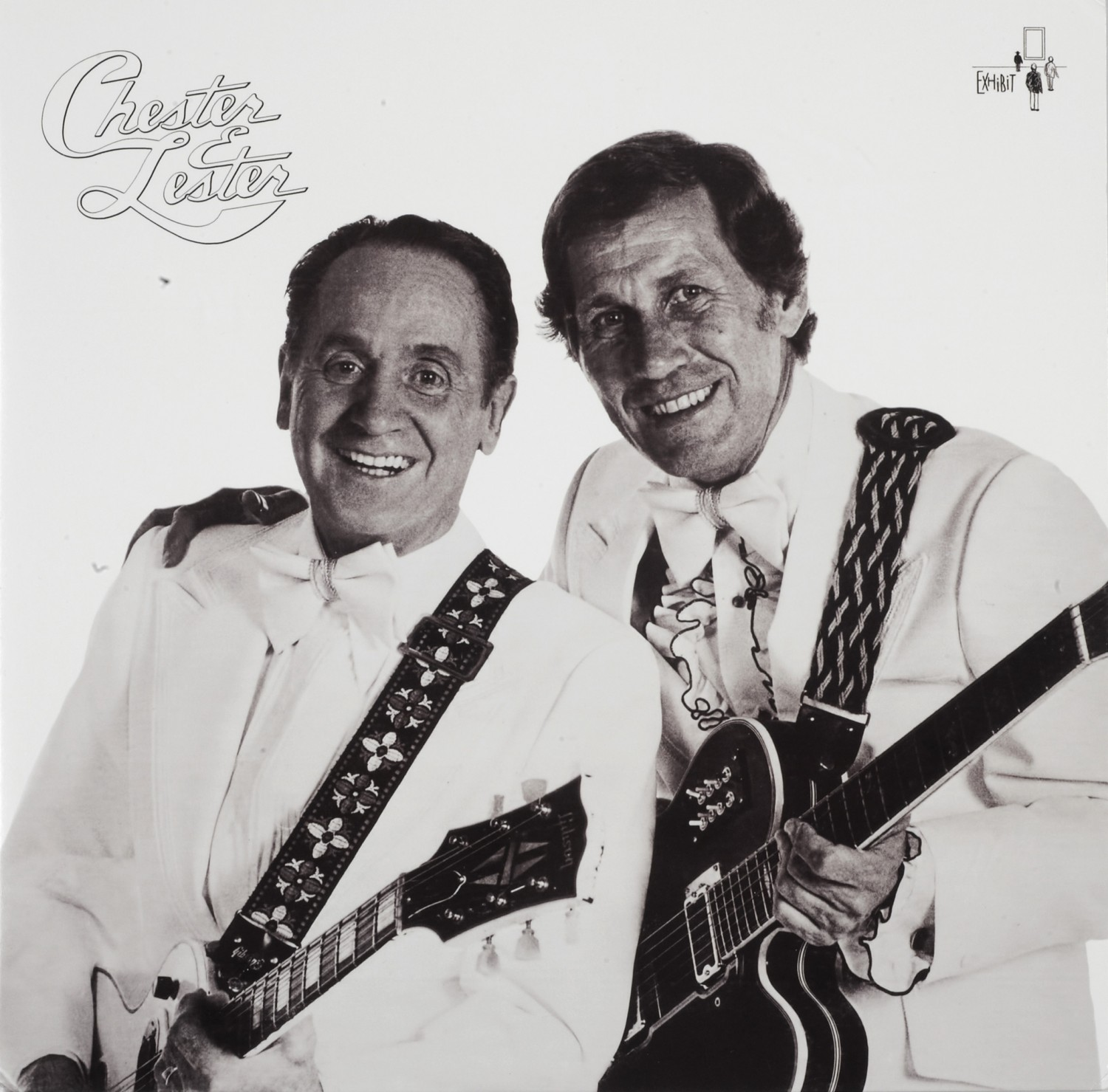 Schallplatte Chet Atkins & Les Paul - Chester & Lester (Exhibit Records) im Test, Bild 1