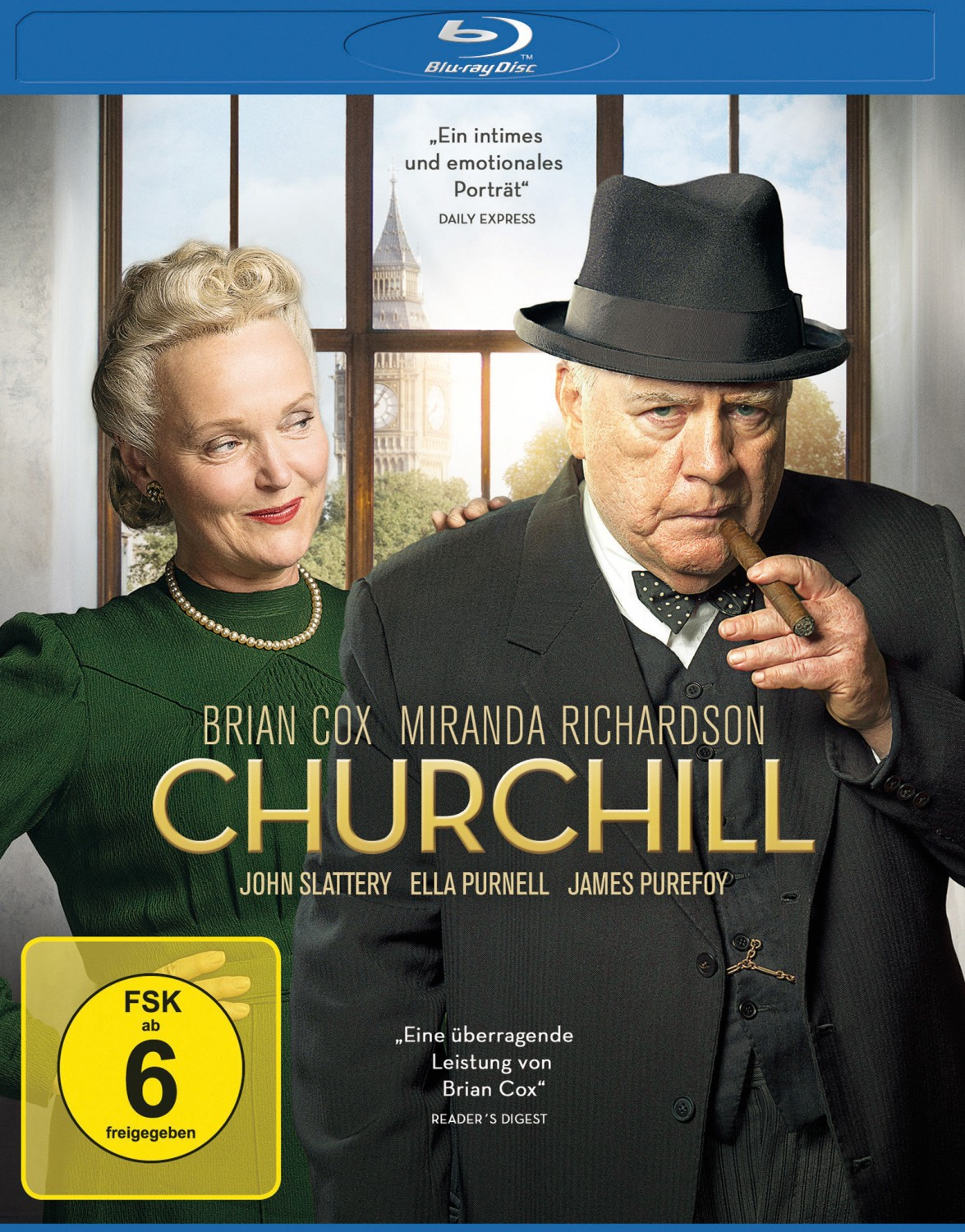 Blu-ray Film Churchill (Universum) im Test, Bild 1
