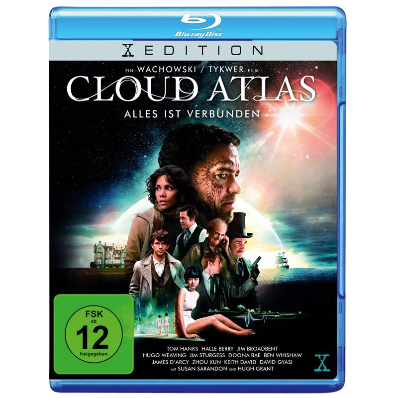 Blu-ray Film Cloud Atlas (Warner) im Test, Bild 1