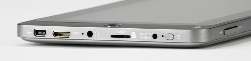 Tablets Coby Kyros MID7022 im Test, Bild 3
