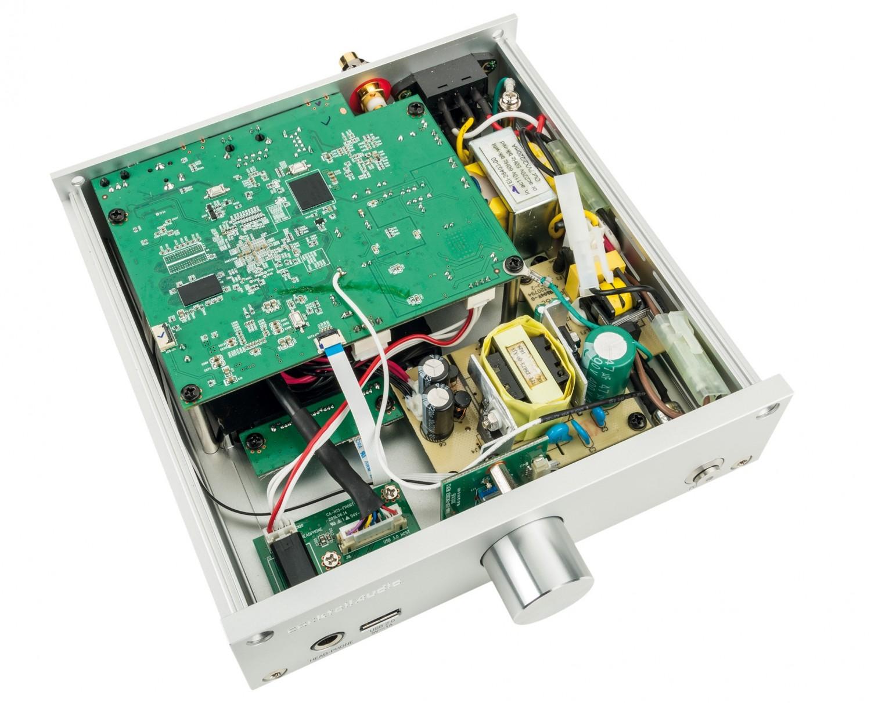 DLNA- / Netzwerk- Clients / Server / Player Cocktail Audio N15 im Test, Bild 3