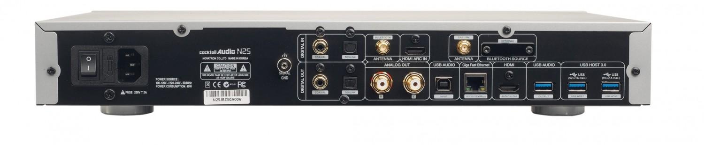 DLNA- / Netzwerk- Clients / Server / Player Cocktail Audio N25 im Test, Bild 3