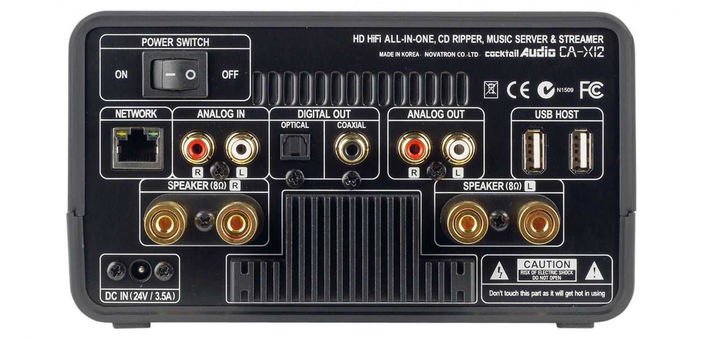 Test musikserver cocktail audio x12 bildergalerie bild 5 for Cocktail x12