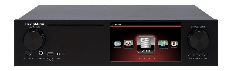 DLNA- / Netzwerk- Clients / Server / Player Cocktail Audio X35 im Test, Bild 17