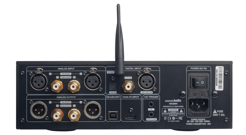 Musikserver Cocktail Audio X50 Pro, Cocktail Audio HA500H im Test , Bild 16
