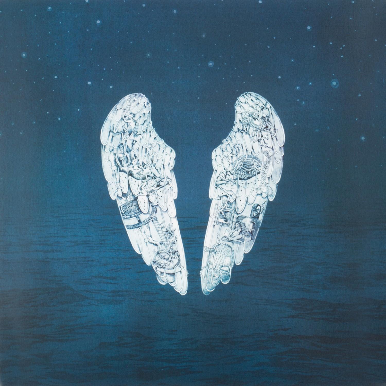 Schallplatte Coldplay - Ghost Stories (Parlophone) im Test, Bild 1