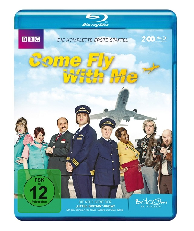 Blu-ray Film Come Fly With Me (Polyband) im Test, Bild 1