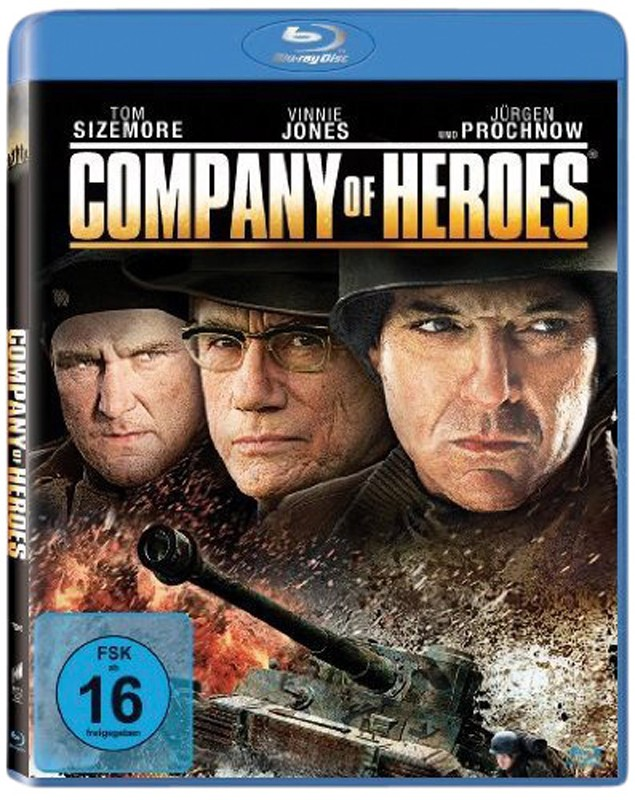 Blu-ray Film Company of Heroes (Sony Pictures) im Test, Bild 1