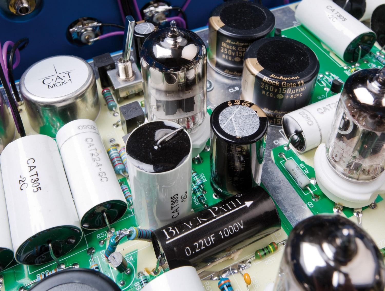 Röhrenverstärker Convergent Audio Technology SL1 Legend im Test, Bild 4