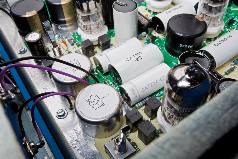 Röhrenverstärker Convergent Audio Technology SL1 Legend im Test, Bild 8