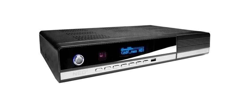 HDTV-Settop-Box Coolstream Neo 2 Twin Sat im Test, Bild 1