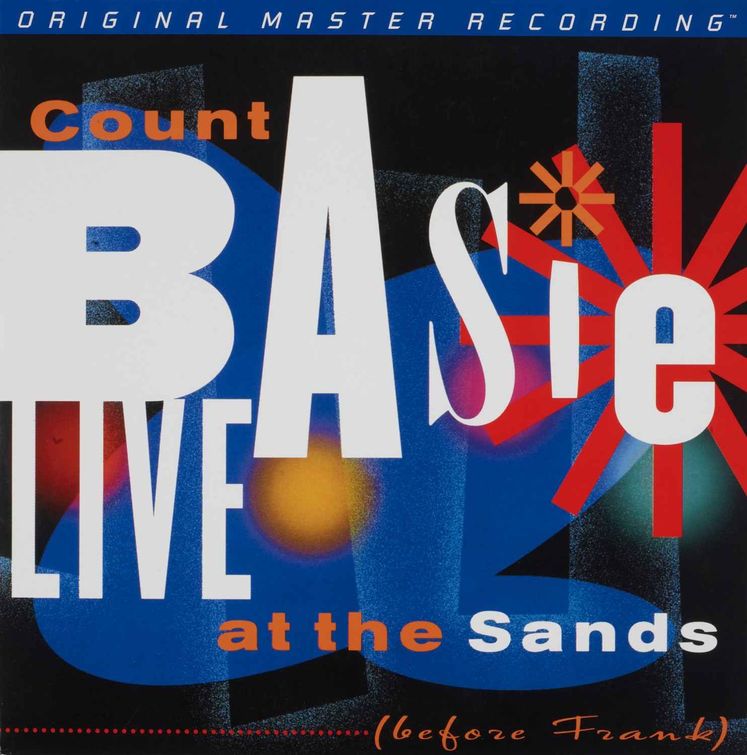 Schallplatte Count Basie - Live at the Sands (Before Frank) (Mobile Fidelity Sound Lab) im Test, Bild 1