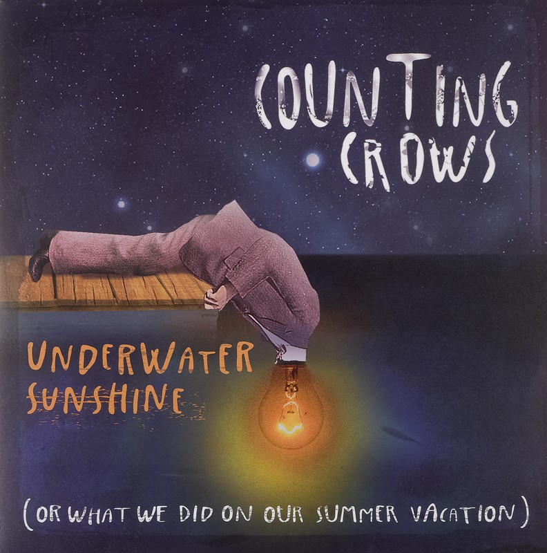 Schallplatte Counting Crows – Underwater Sunshine (Music on Vinyl) im Test, Bild 1