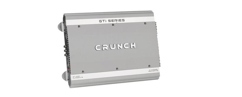 Car-HiFi Endstufe 4-Kanal Crunch GTI-4150 im Test, Bild 14