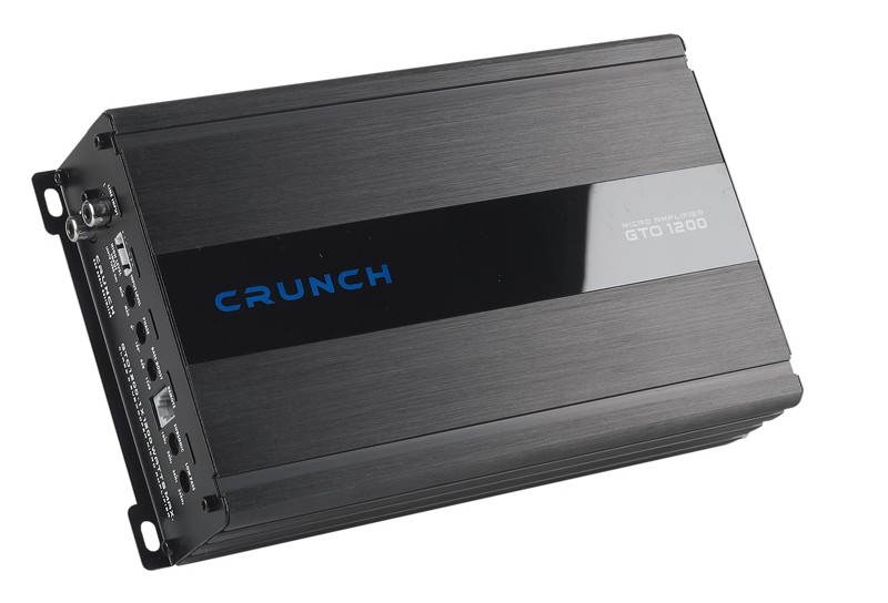 Car-HiFi Endstufe Mono Crunch GTO 1200, Crunch GTO 4120, Crunch GTO 2120 im Test , Bild 4
