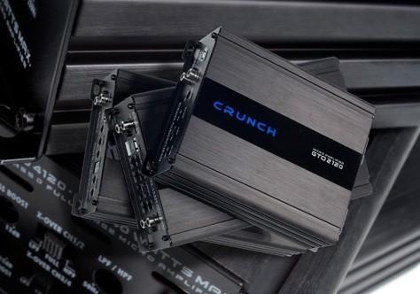 Car-HiFi Endstufe Mono Crunch GTO 1200, Crunch GTO 4120, Crunch GTO 2120 im Test , Bild 1