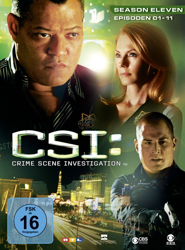DVD Film CSI: New York 7.1 / LV 11.1 / Miami 9.1 (Universum) im Test, Bild 1