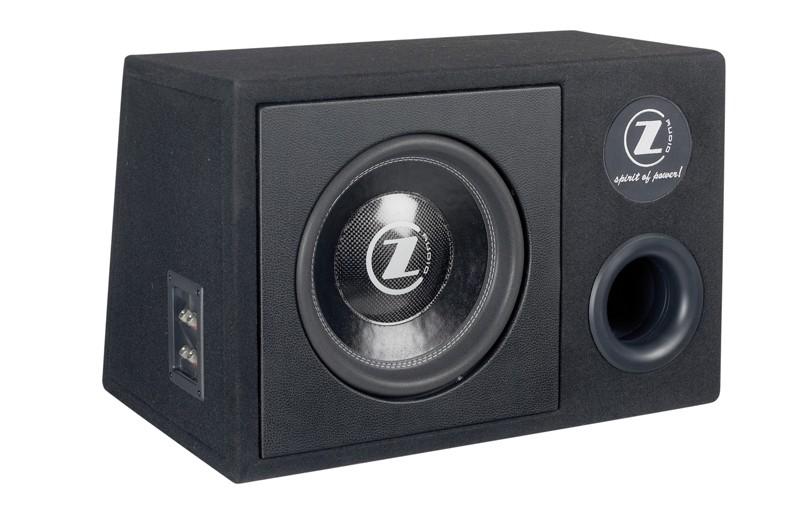 Car-Hifi Subwoofer Gehäuse CZ Audio SF-12D2 BR12/1 im Test, Bild 3