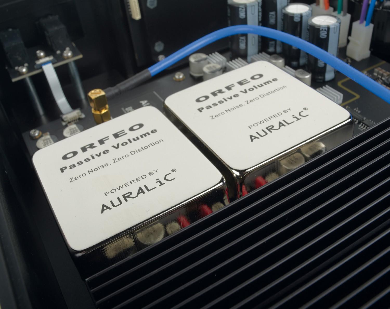 D/A-Wandler Auralic Vega G2 im Test, Bild 6
