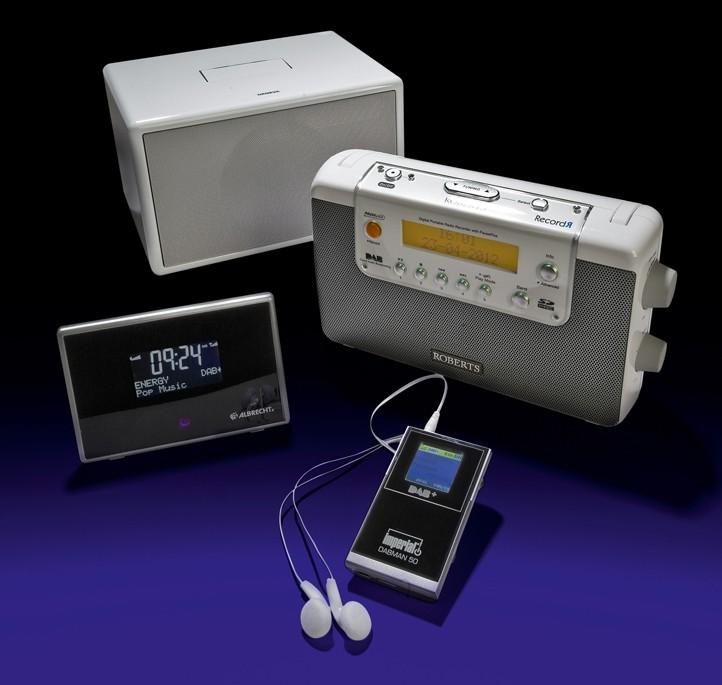 test dab radio albrecht dr50 roberts recordr. Black Bedroom Furniture Sets. Home Design Ideas