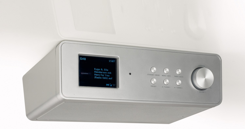 DAB+ Radio Auna KR-200 im Test, Bild 1