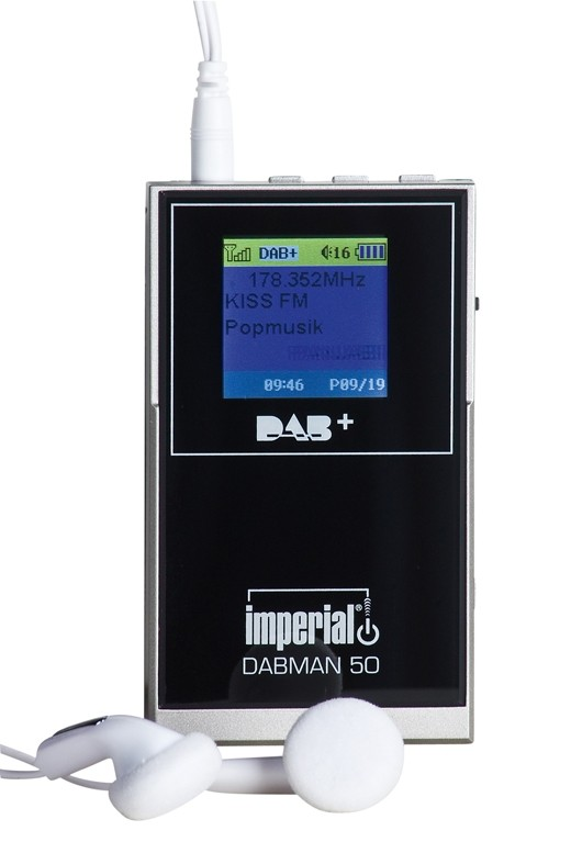 DAB+ Radio Digitalbox Imperial DABMAN 50 im Test, Bild 5