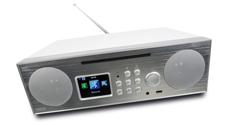 DAB+ Radio Imperial DABMAN i450 CD im Test, Bild 1