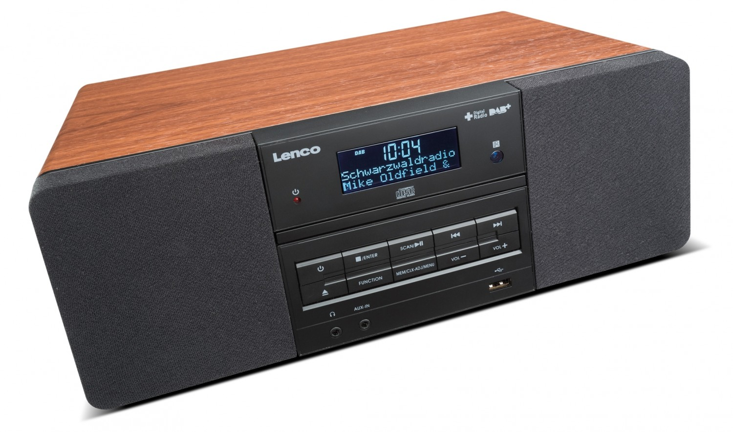 test dab radio lenco dar 050 sehr gut. Black Bedroom Furniture Sets. Home Design Ideas