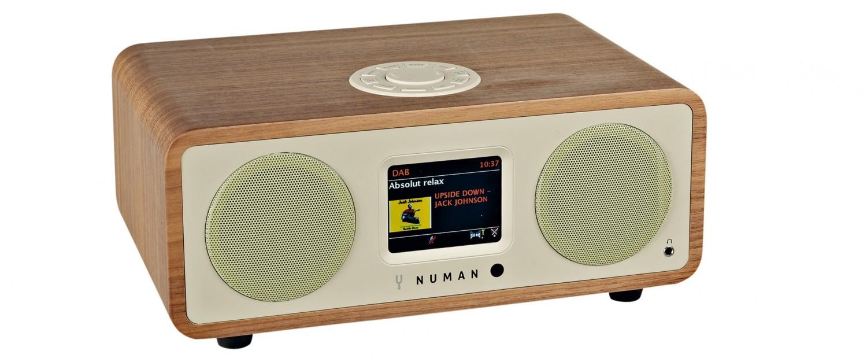 test dab radio numan one sehr gut. Black Bedroom Furniture Sets. Home Design Ideas