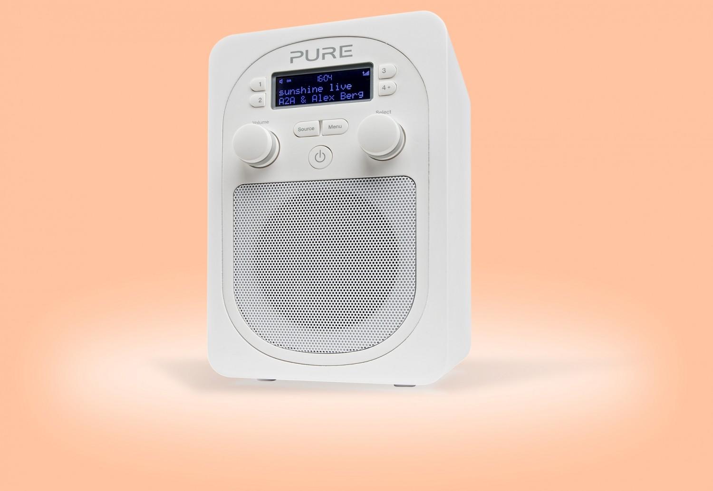 test dab radio pure evoke d2 sehr gut bildergalerie. Black Bedroom Furniture Sets. Home Design Ideas