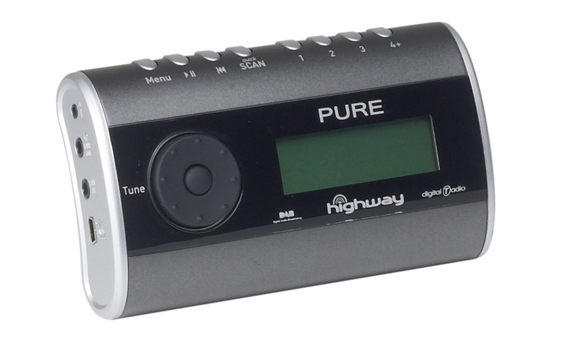 test dab radio pure highway sehr gut. Black Bedroom Furniture Sets. Home Design Ideas