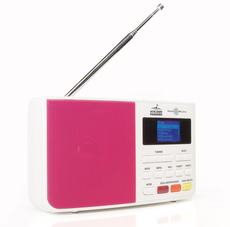test dab radio schlagerparadies radio mit internet sehr gut. Black Bedroom Furniture Sets. Home Design Ideas