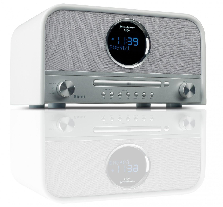 test dab radio soundmaster nr850we sehr gut. Black Bedroom Furniture Sets. Home Design Ideas