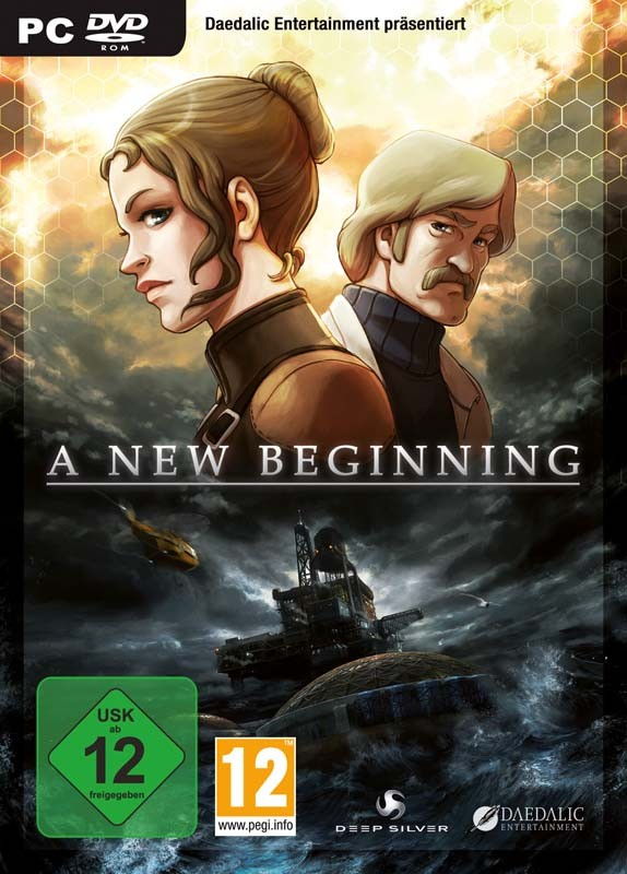 Games PC Daedalic Entertainment A new beginning im Test, Bild 1