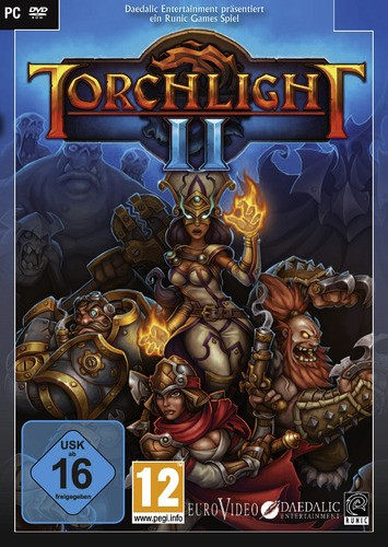 Games PC Daedalic Entertainment Torchlight 2 im Test, Bild 1