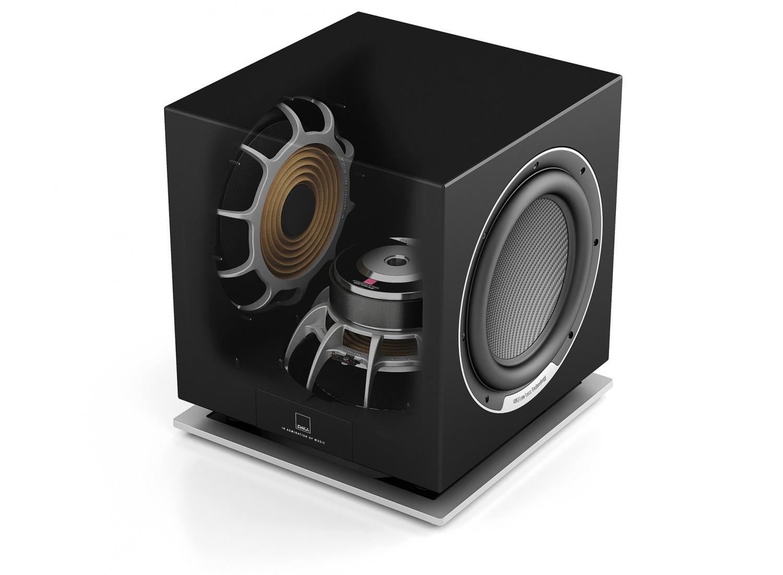 Lautsprecher Surround Dali Rubicon LCR im Test, Bild 3
