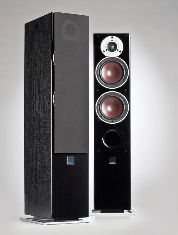 test lautsprecher stereo dali zensor 5 sehr gut seite 1. Black Bedroom Furniture Sets. Home Design Ideas