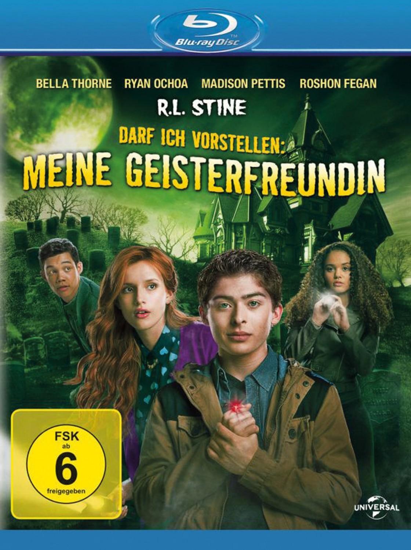 Blu-ray Film Darf ich vorstellen: Meine Geisterfreundin (Universal) im Test, Bild 1