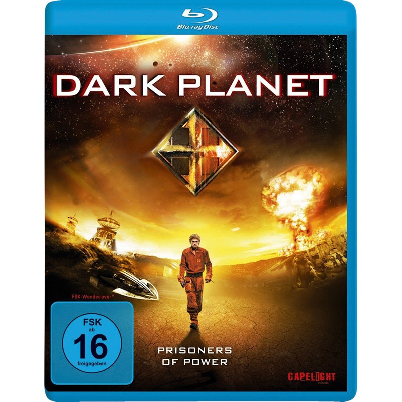 Blu-ray Film Dark Planet - Prisoners of Power (AL!VE) im Test, Bild 1