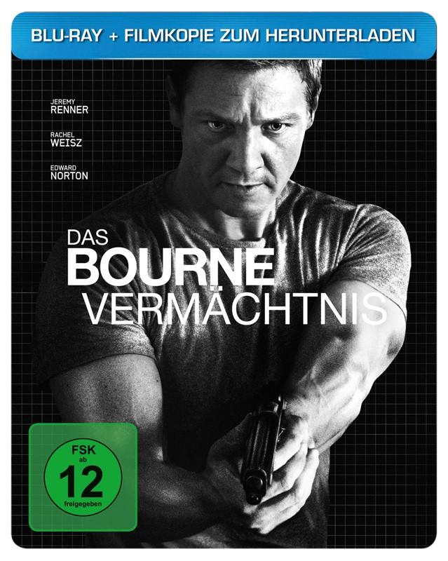 Blu-ray Film Das Bourne-Vermächtnis (Universal) im Test, Bild 1