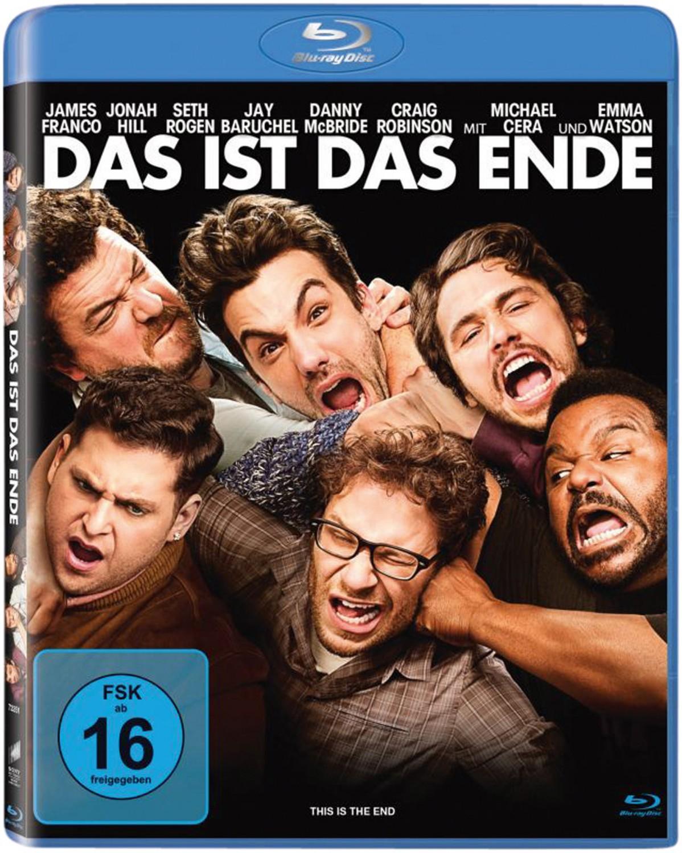 Blu-ray Film Das ist das Ende (Sony) im Test, Bild 1