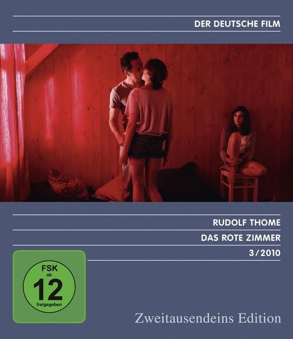 DVD Film Das rote Zimmer (Zweitausendeins) im Test, Bild 1