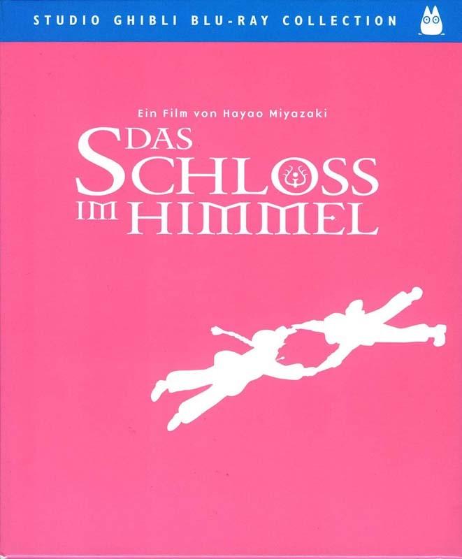 Blu-ray Film Das Schloss im Himmel (Universum) im Test, Bild 1