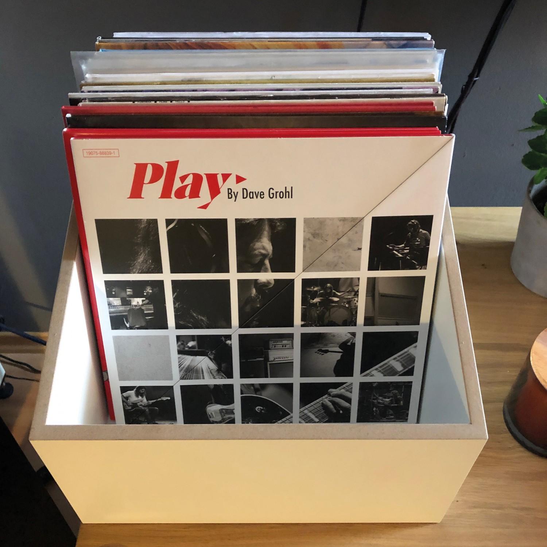 Schallplatte Dave Grohl – Play (Roswell Records / RCA) im Test, Bild 1
