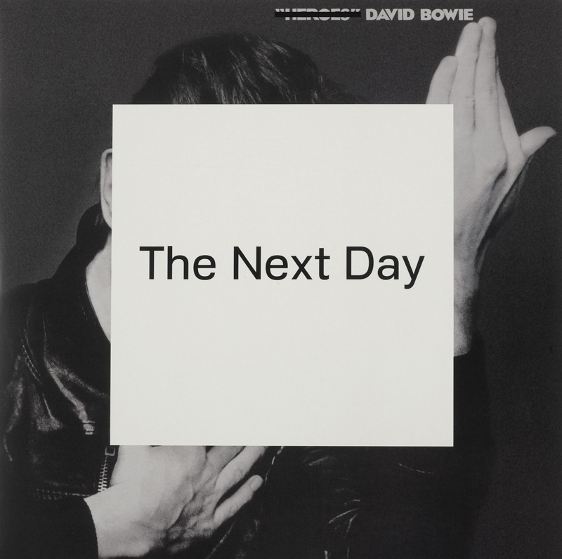 Schallplatte David Bowie – The Next Day (Columbia) im Test, Bild 1