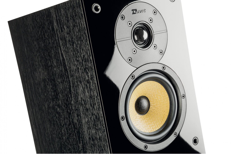 Lautsprecher Stereo Davis Balthus 70 im Test, Bild 3
