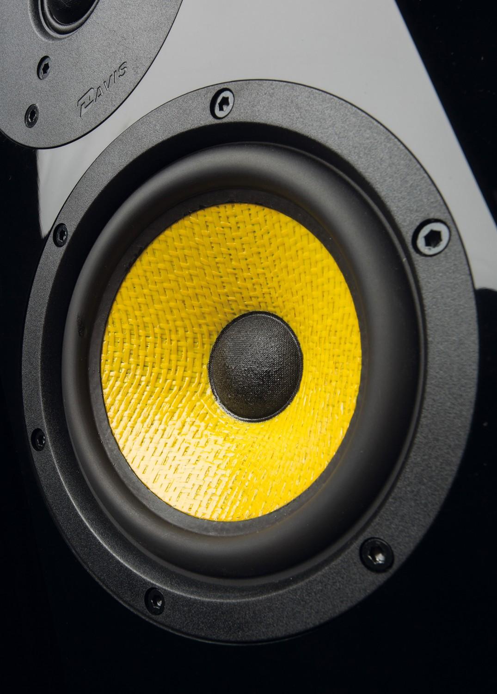Lautsprecher Stereo Davis Dufy HD im Test, Bild 2